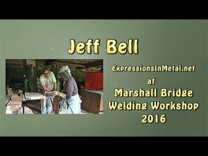 Marshall Bridge Welding Workshop 2016