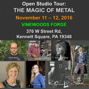 The Magic of Metal. November 11-12, 2016