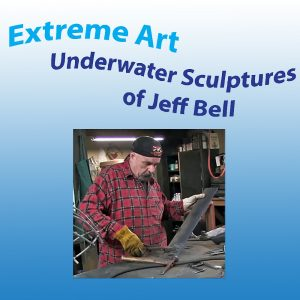 underwater sculptures of jeff bell